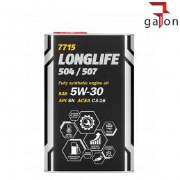 MANNOL 7715 OEM VW/SKODA/AUDI 5W30 1L metal|Sklep Online Galonoleje