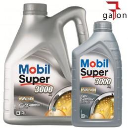 MOBIL SUPER 3000 X1 5W40 5L (4L+1L) | Sklep Online Galonoleje.pl