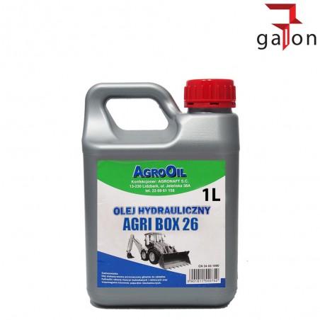 AGROOIL AGRI BOX 26 1L - olej hydrauliczny