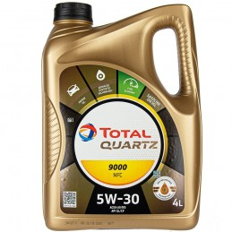TOTAL QUARTZ 9000 FUTURE NFC 5W30 4L | Sklep Online Galonoleje.pl