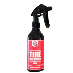 GOOD STUFF TIRE DRESSING SHINE 500ML - dressing do opon, efekt połysku | Sklep Online Galonoleje.pl