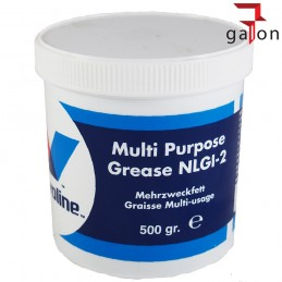 VALVOLINE MULTI PURPOSE GREASE NLGI-2 500gr