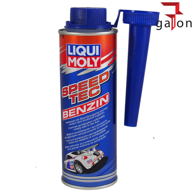 LIQUI MOLY SPEED TEC BENZIN 250ML 3720 | Sklep Online Galonoleje.pl