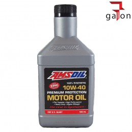 AMSOIL PREMIUM PROTECTION MOTOR OIL 10W40 0,946ML AMO