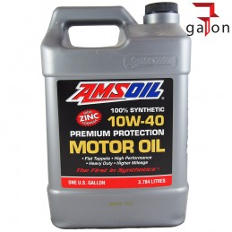 AMSOIL PREMIUM PROTECTION MOTOR OIL 10W40 3.784ML AMO