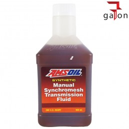 AMSOIL MANUAL SYNCHROMESH TRANSMISSION FLUID 0,946L MTF