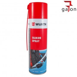 WURTH SILIKON SPRAY 500ML | Sklep Online Galonoleje.pl