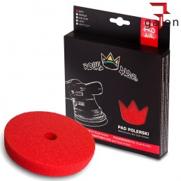 ROYAL PADS AIR SOFT PAD FOR DA (CZERWONY) 80MM