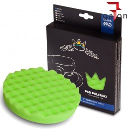 ROYAL PADS PRO FINISH CROWN PAD (ZIELONY) 135mm