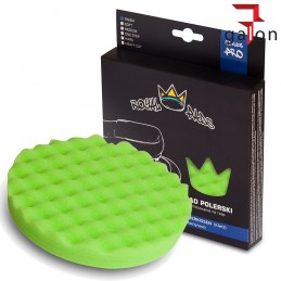 ROYAL PADS PRO FINISH CROWN PAD (ZIELONY) 150mm
