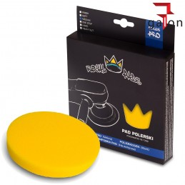 ROYAL PADS PRO MEDIUM PAD POLISHING (ŻÓŁTY) 80MM