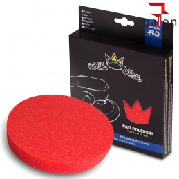 ROYAL PADS PRO SOFT PAD POLISHING (CZERWONY) 135MM