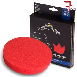 ROYAL PADS PRO SOFT PAD POLISHING (CZERWONY) 150MM